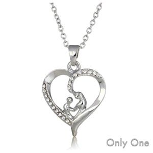 Jewelry - Mother Daughter Necklace (E24)